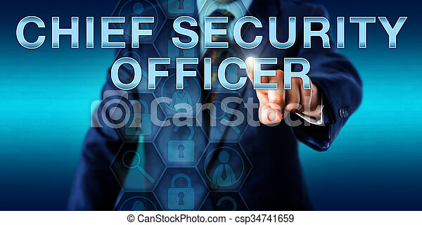 chief of security