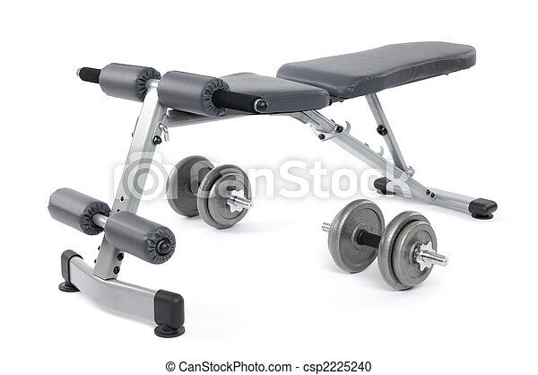 Exercise Bench - csp2225240