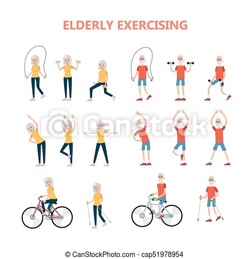 Exercise for elderly