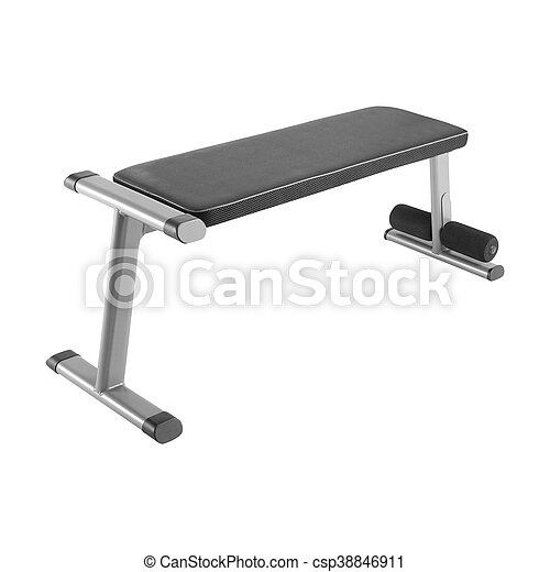 Exercise weight bench - csp38846911