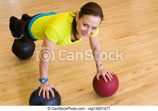 Exercising - csp14201477