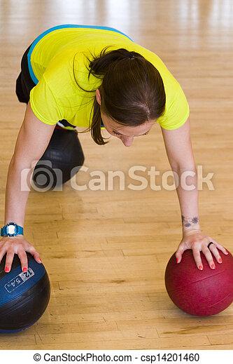 Exercising - csp14201460