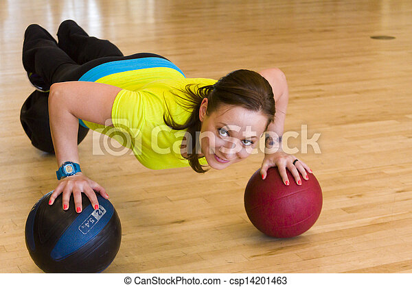 Exercising - csp14201463