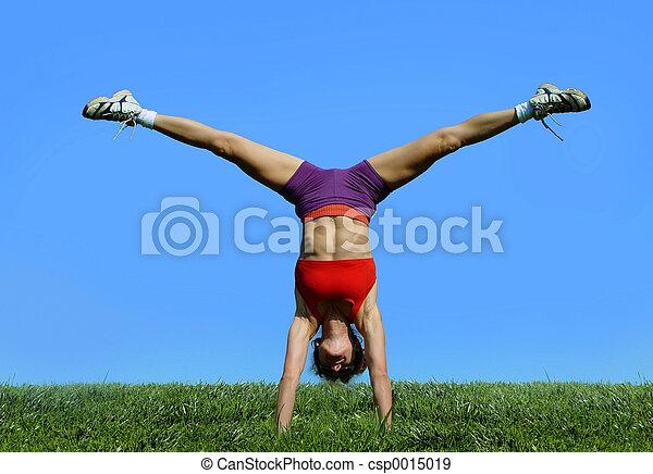 exercising - csp0015019