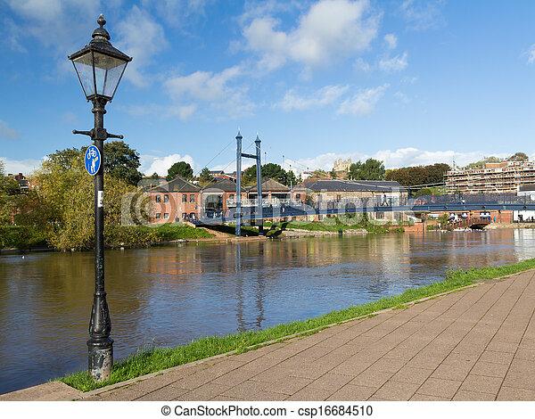 Exeter Devon England UK - csp16684510