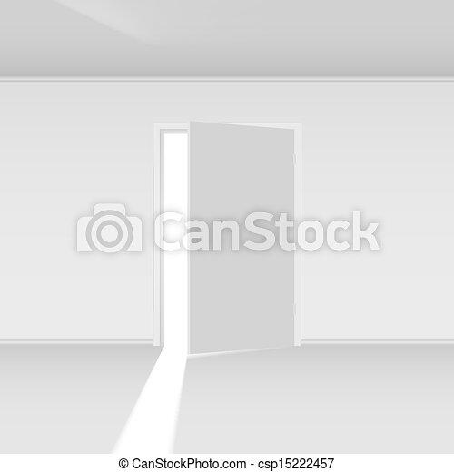 Exit door - csp15222457