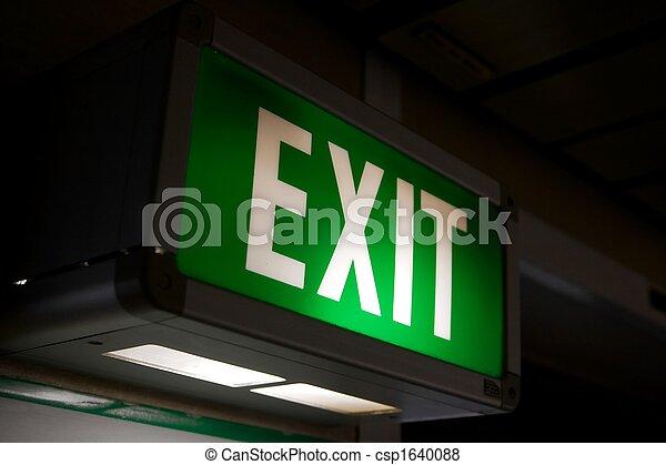 Exit - csp1640088