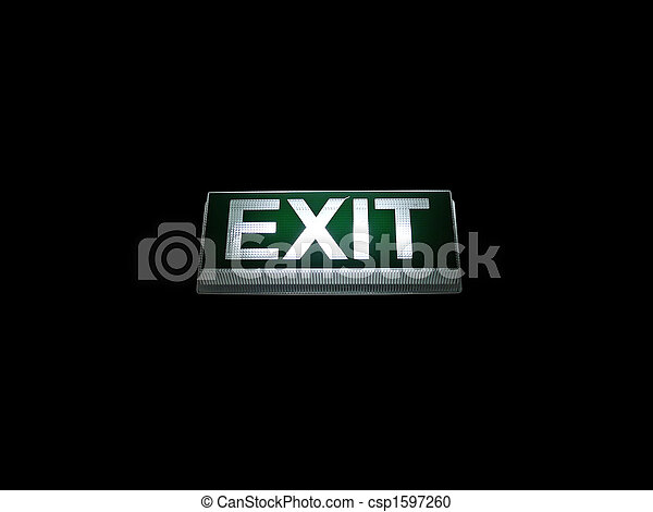 Exit - csp1597260