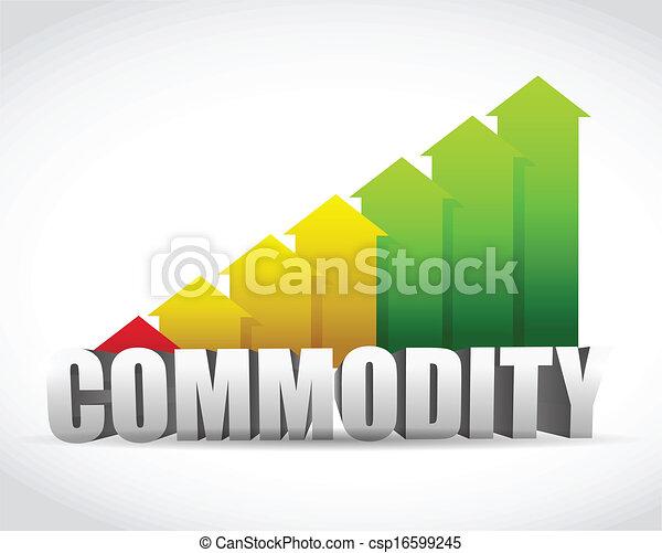 Negocios comunitarios, gráfico exitoso - csp16599245