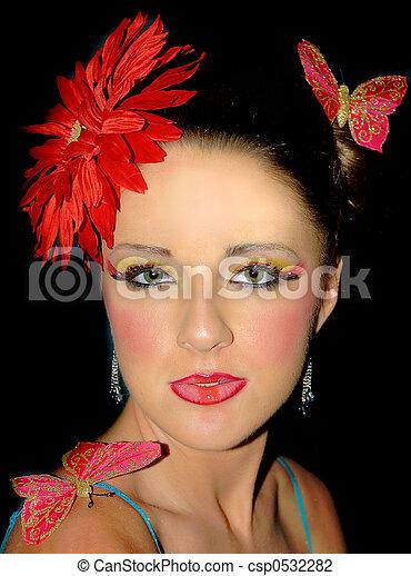 Exotic Beauty 1 - csp0532282