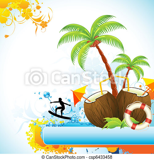 Exotic Island - csp6433458