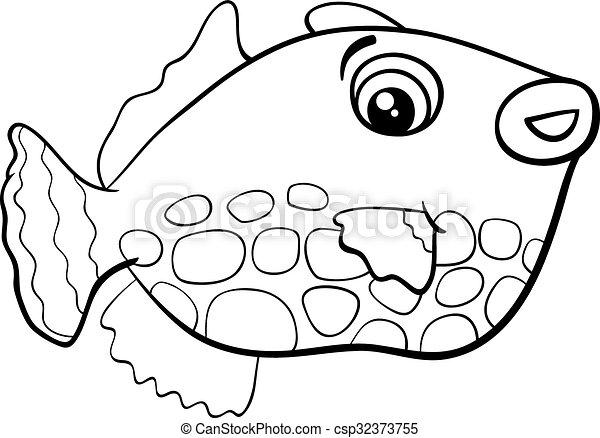 Tolle Clown Fisch Färbung Seite Zeitgenössisch ...