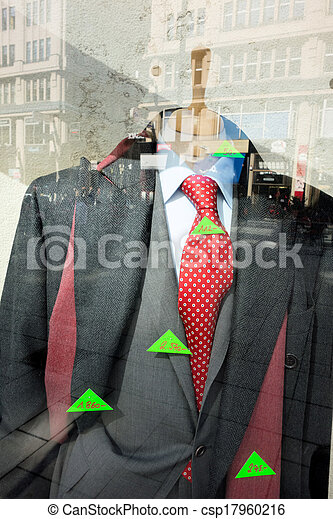 expensive clothes - csp17960216