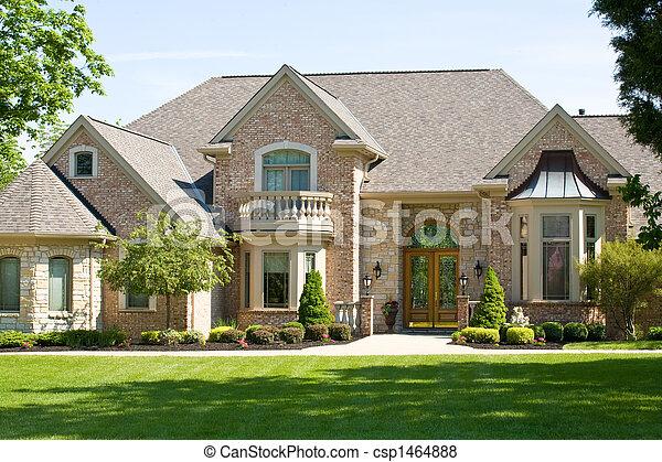 Expensive Home - csp1464888
