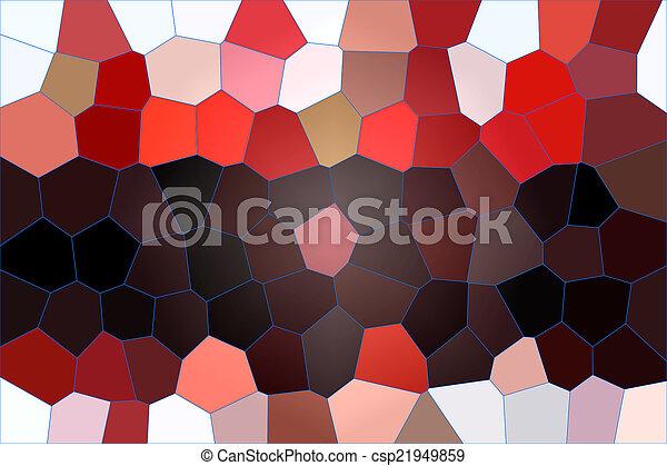 experiência., abstratos - csp21949859