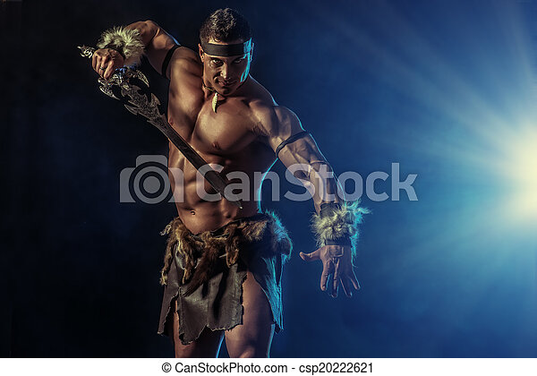 experienced warrior - csp20222621