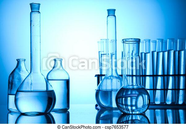 experimentos, investigación - csp7653577