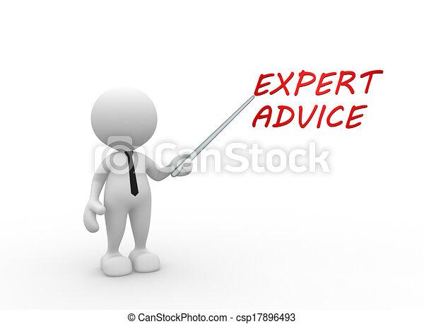 expert, conseil - csp17896493