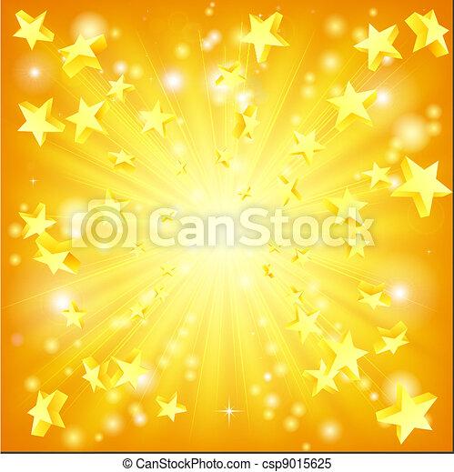 Exploding stars background - csp9015625