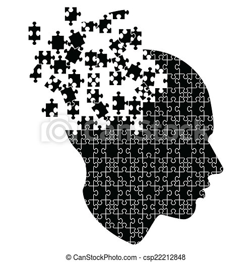 exploser, esprit, idées - csp22212848