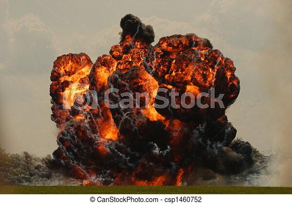 Explosión - csp1460752