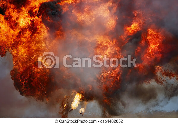 Explosion - csp4482052