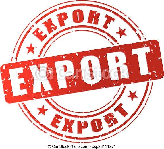 export red stamp - csp23111271