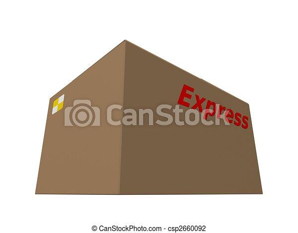 express carton - csp2660092