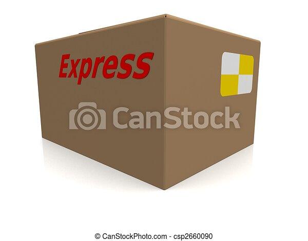 express carton - csp2660090