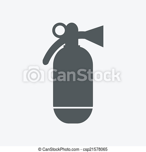 Extintor de incendios - csp21578065