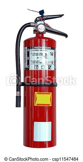 extintor - csp11547484
