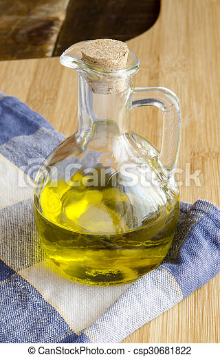 Extra virgin olive oil - csp30681822