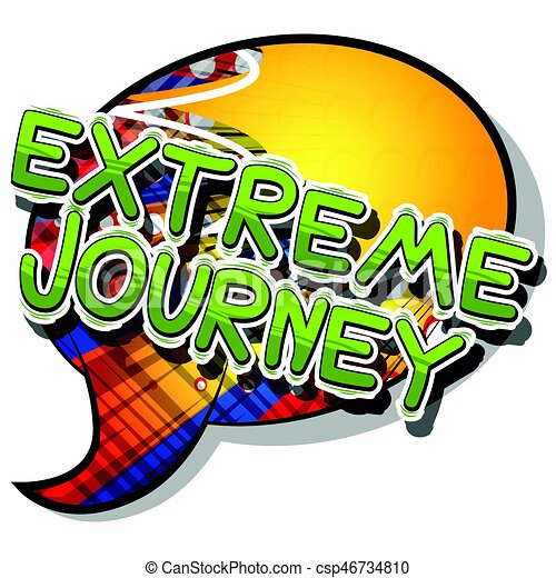 extreme journey comic book style word on abstract vector clip rh canstockphoto com comic book clip art free download comic book clip art download
