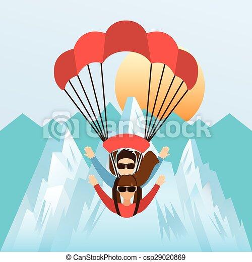 extreme sport  - csp29020869