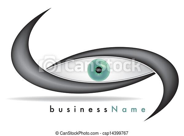 eye brand - csp14399767