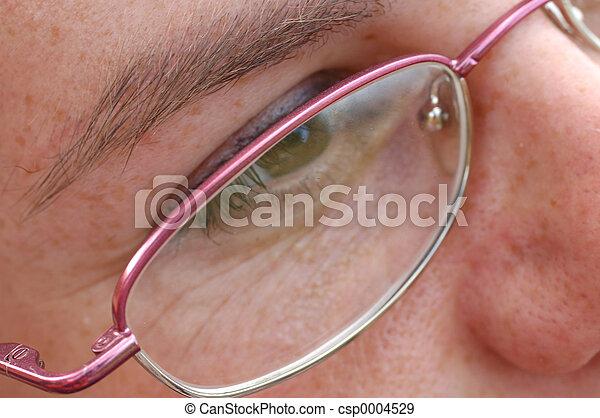 eye close-up - csp0004529