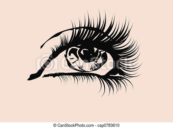 eye - csp0783610