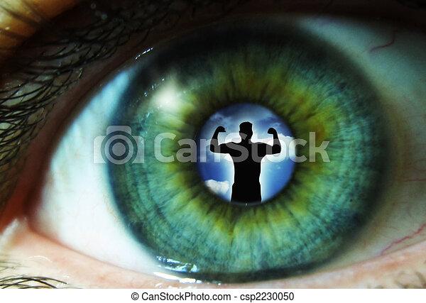 Eye  - csp2230050