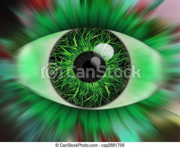 Eye - csp2881709