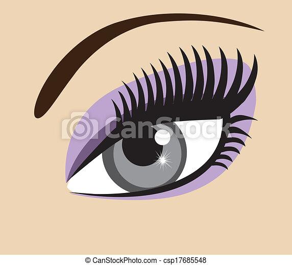 Eye - csp17685548