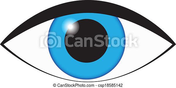 eye - csp18585142