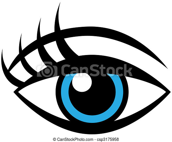 Eye - csp3175958