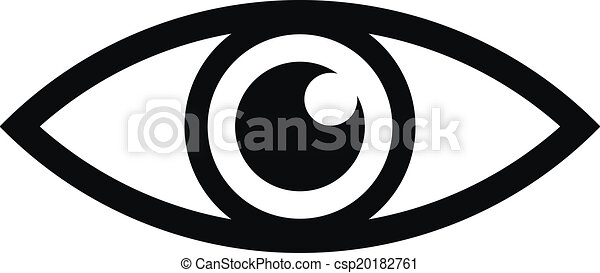 Eye icon - csp20182761