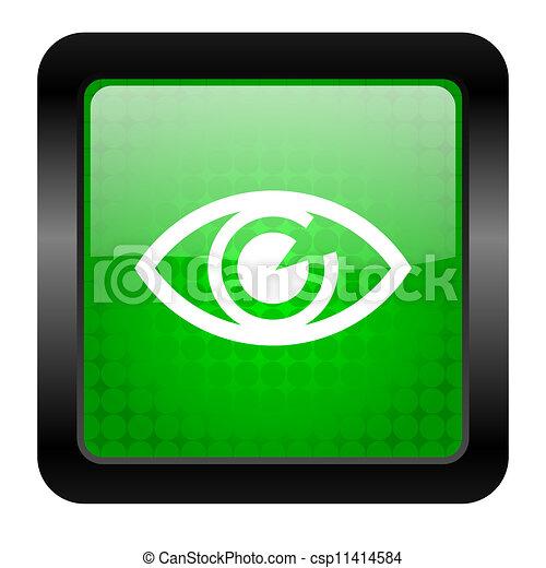 eye icon - csp11414584