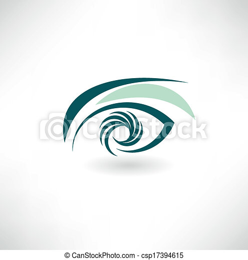 eye icon - csp17394615