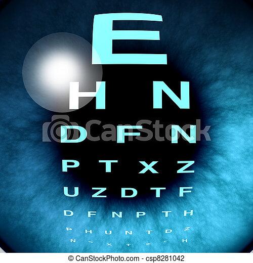 Eye Macro Vision - csp8281042