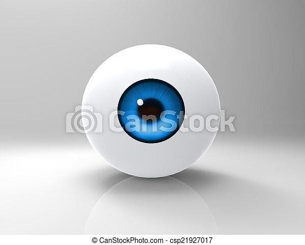 Eye - csp21927017