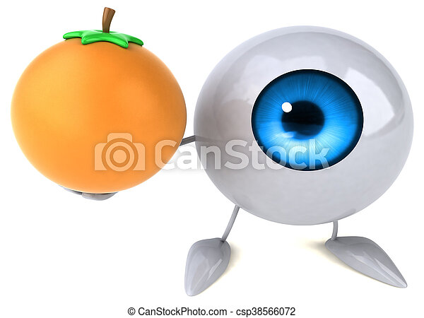 Eye - csp38566072