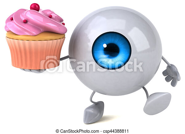 Eye - csp44388811