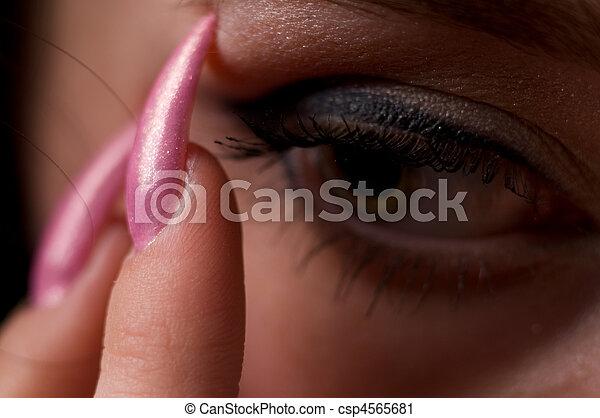 eye - csp4565681